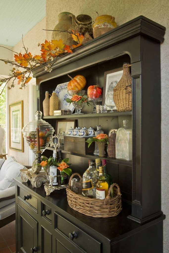 Image Result For Styling The Top Of A Buffet And Hutch Home Decor