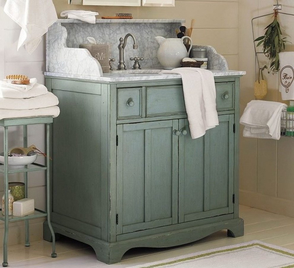 Impressive Bonanza Pottery Barn Bathroom Vanity Clearance Home