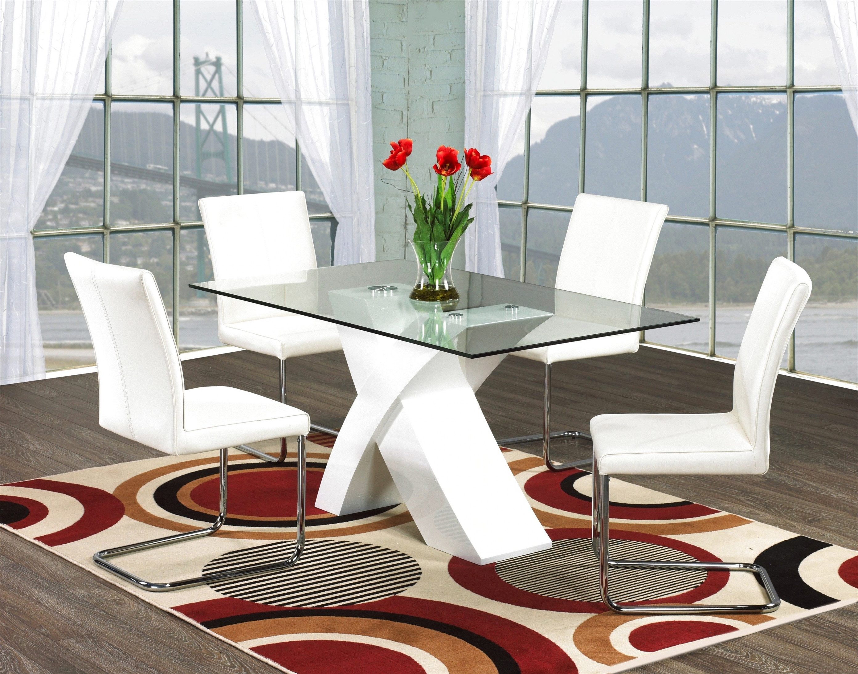 clearance dining room sets innovation inspiration dining table sets clearance modern glass room layjao 6553