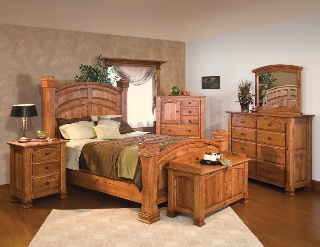 Inspirational Solid Wood Rustic Bedroom Furniture The Ignite Show