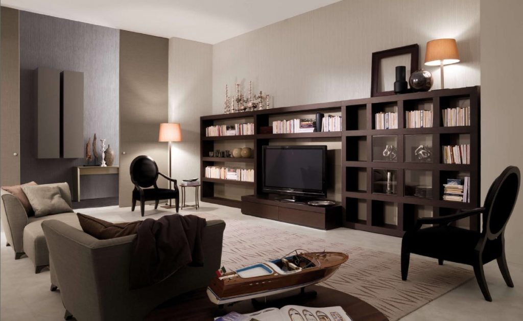 Interesting Design Dark Furniture Living Room Fabulous Dark