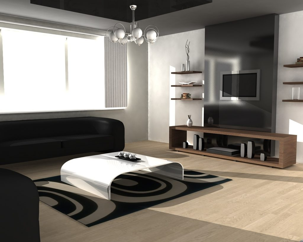 Interior Of The Modern Living Room Design Direction Nhfirefighters