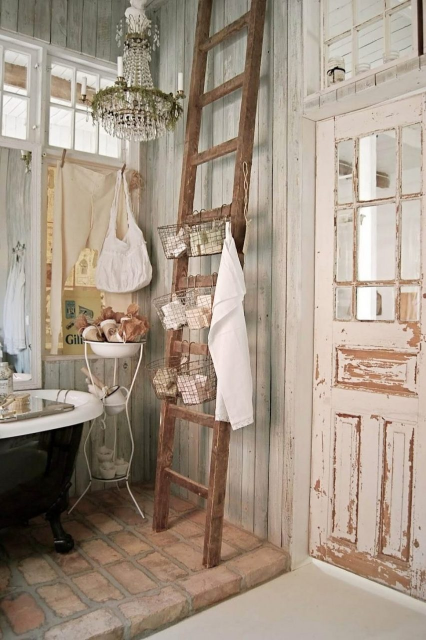 Interior Shab Chic Bath Decor Astounding Towels Bathroom Vanity