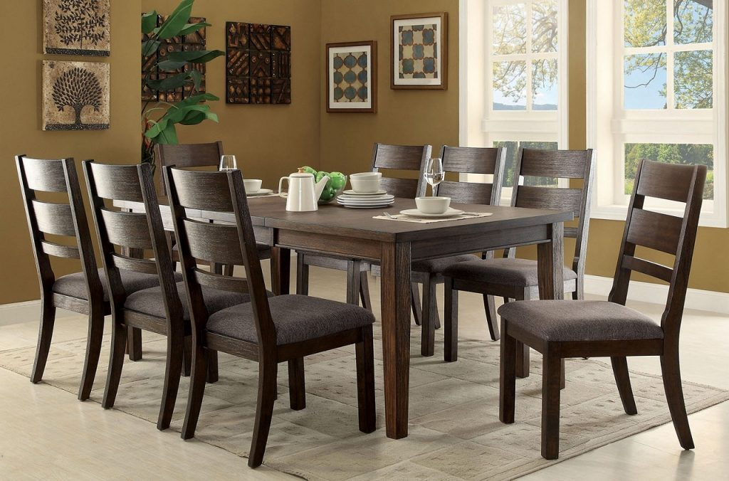 Isadora Dining Table Set Andrews Furniture And Mattress