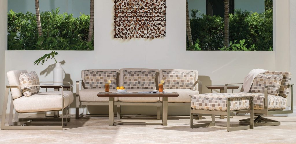 It S Here Castelle Outdoor Furniture Solaris Collection Luxury