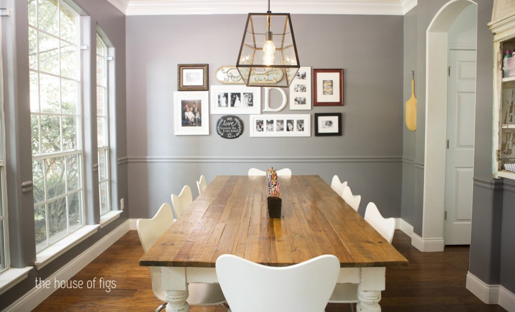 Joanna Gaines Dining Room Chuck Nicklin Home Decorating