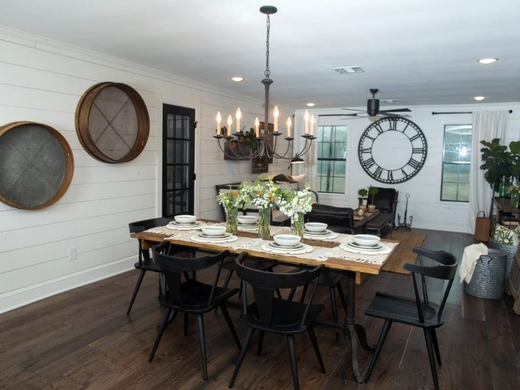 Joanna Gaines Dining Room Ideas Awesome Joanna Gaines Dining Room
