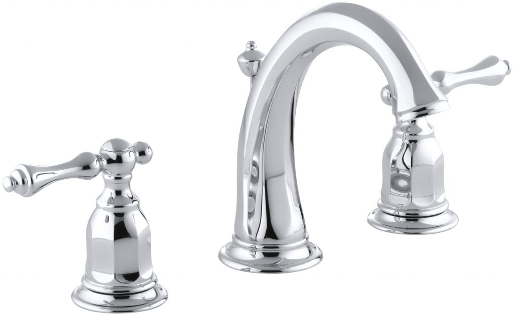 K 13491 4 2bzbncp Kohler Kelston Widespread Bathroom Sink Faucet