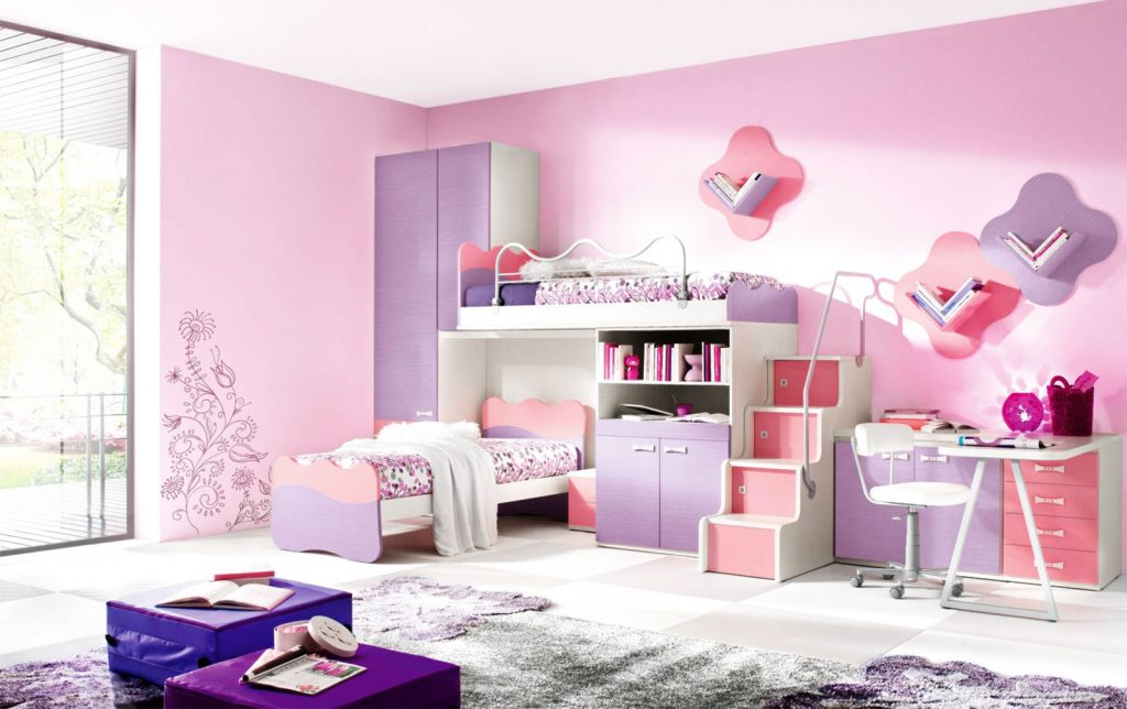 Kids Bedroom Sets For Girls Photos And Video Wylielauderhouse