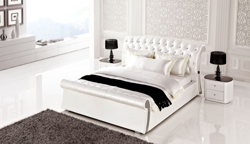 King White Bedroom Set In Nice Decor Bedroom Design Interior Plans