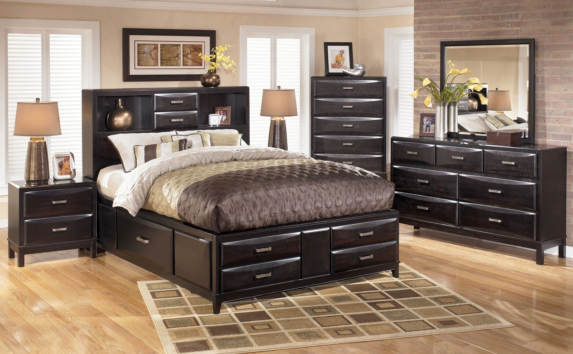 Bedroom Sets Storage Beds