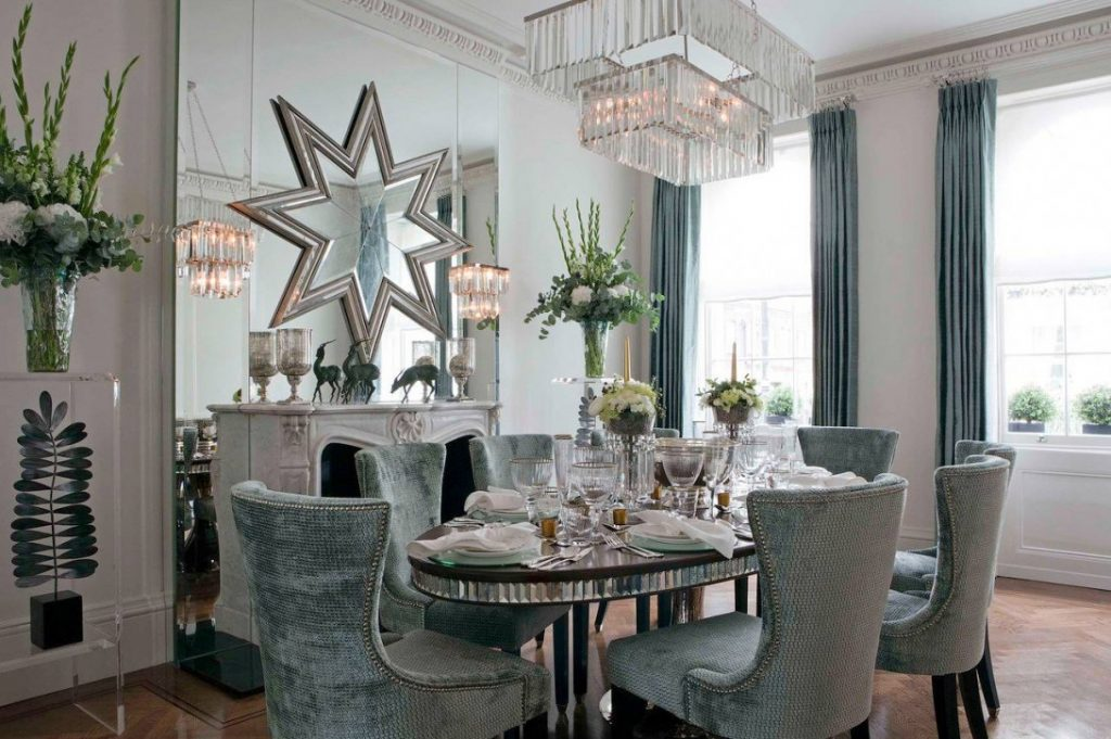 Kitchen And Dining Chair Grey Velvet Dining Room Chairs Acrylic
