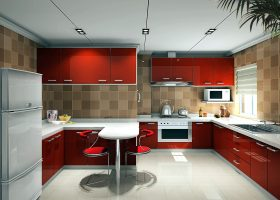Kitchen Designs And Colours