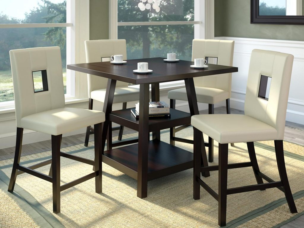 Kitchen Dining Table Set In And Room Furniture The Home Depot Canada