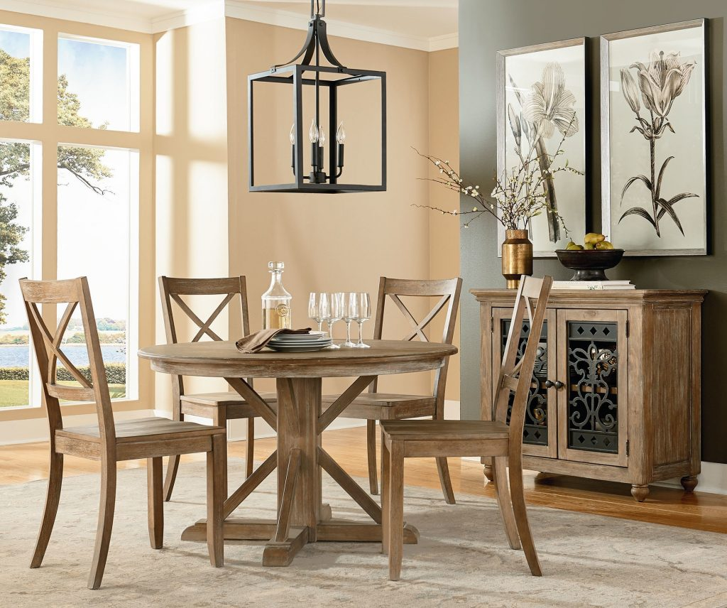 Lark Manor Grimaud 5 Piece Dining Set Reviews Wayfair