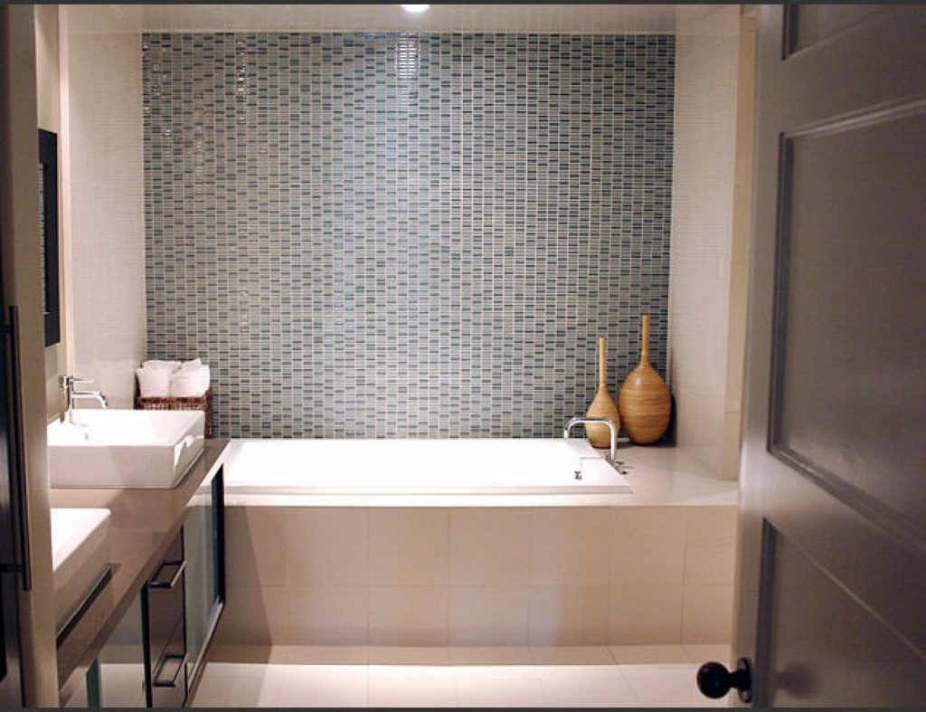Latest Design Ideas For Small Bathrooms Download Small Shower Tile