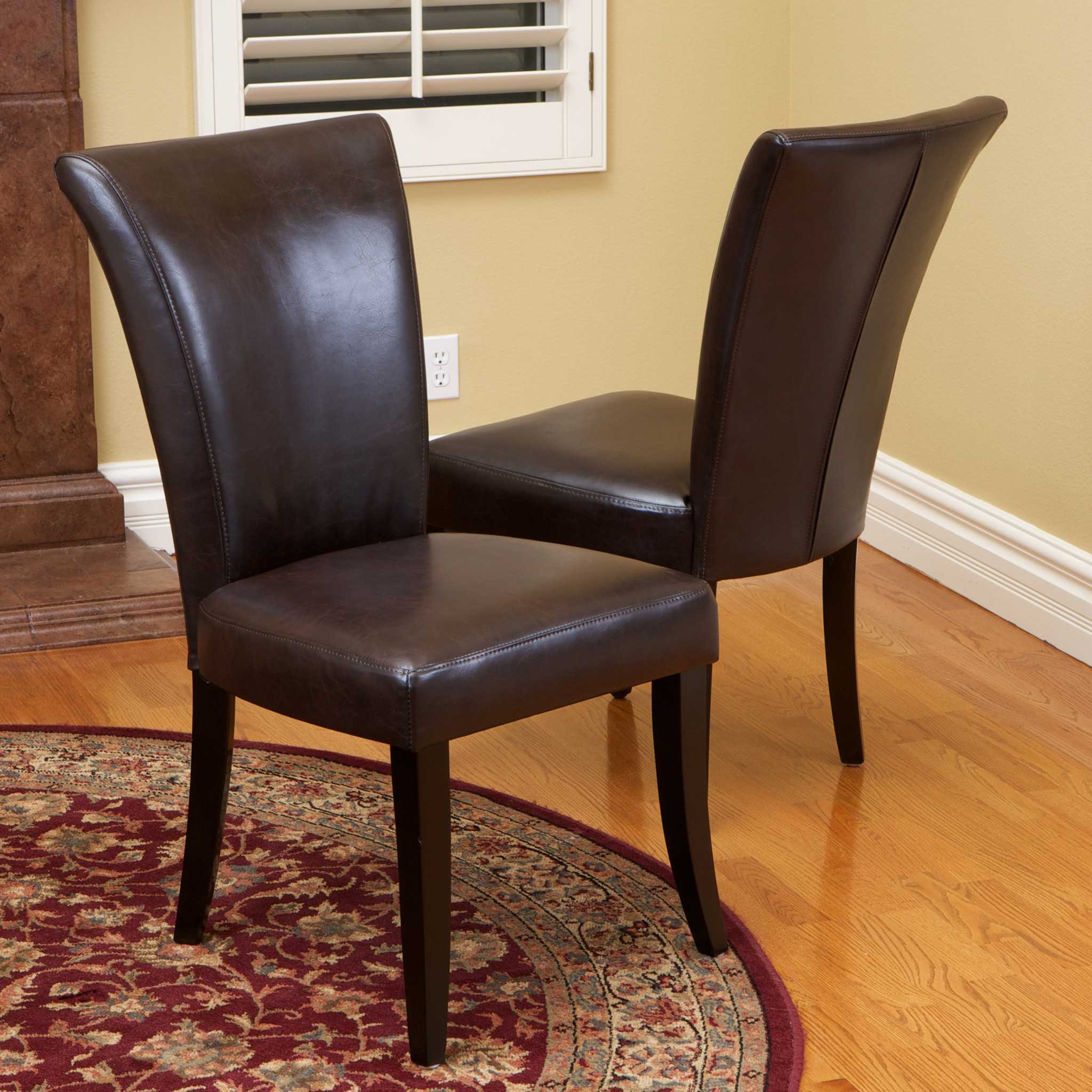Leather Dining Room Chairs With Metal Legs 2018 Also Beautiful Black