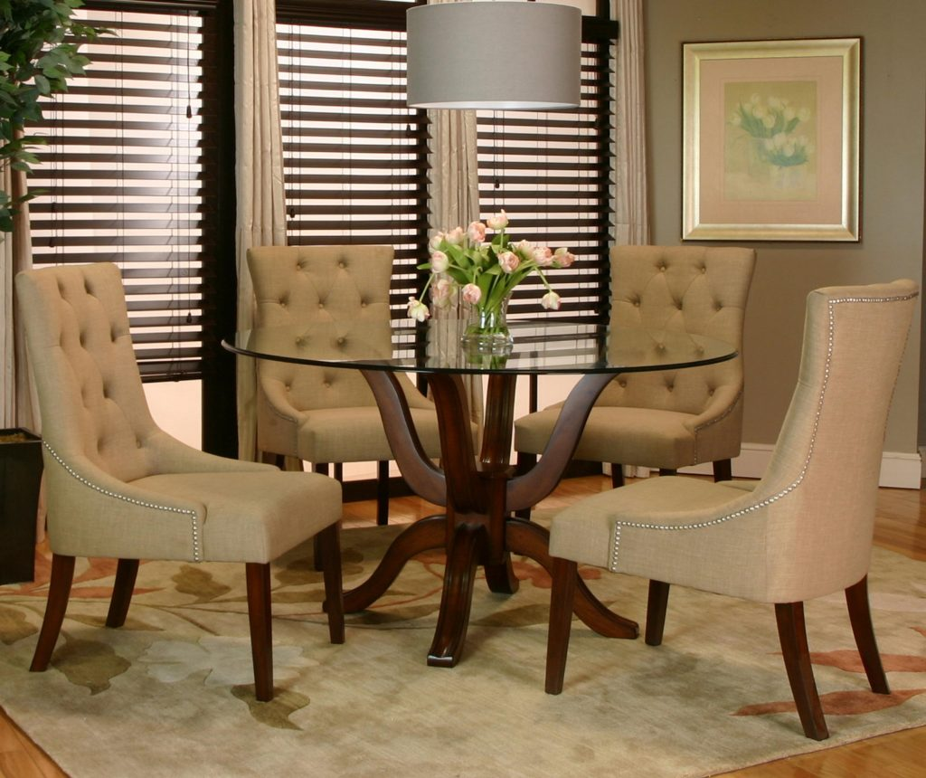 Leather Dining Room Furniture Fascinating Ideas Decor Side Chair