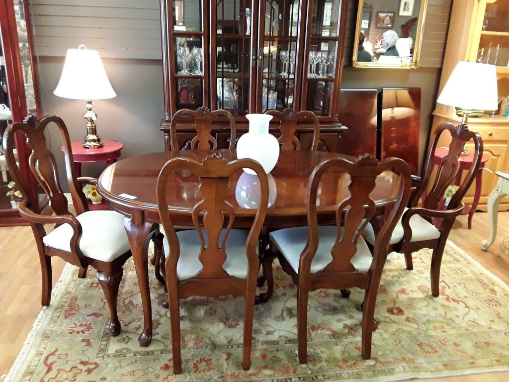 Lexington Cherry Dining Room Set Dining Room Ideas