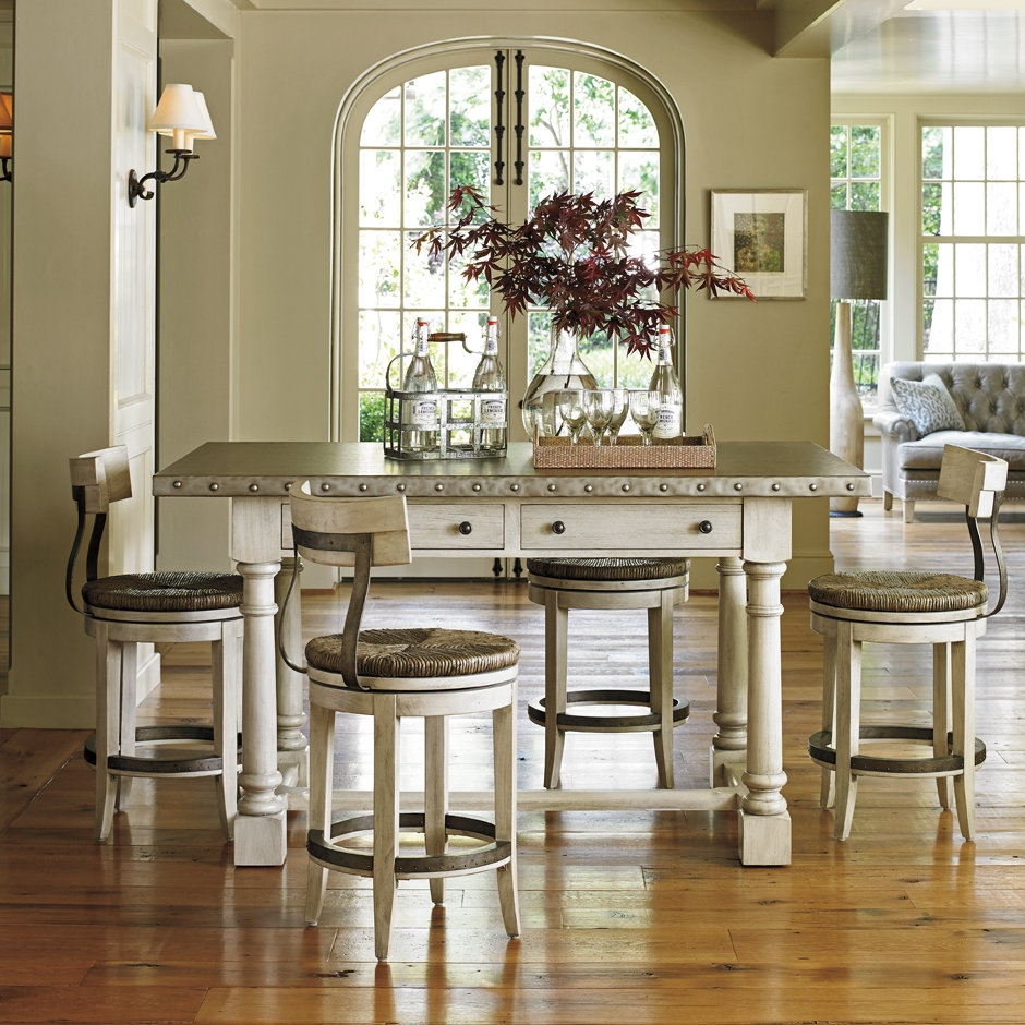 Lexington Oyster Bay Pub Table Set Reviews Wayfair