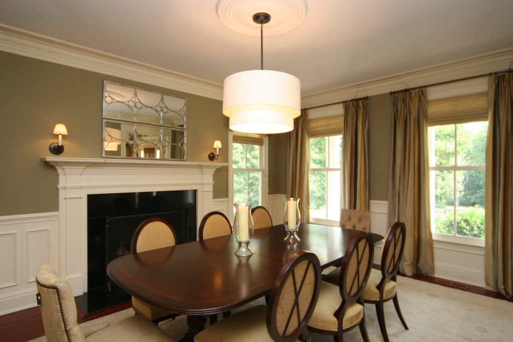 Light Candle Chandelier Dining Room Ceiling Light Fixtures Foyer
