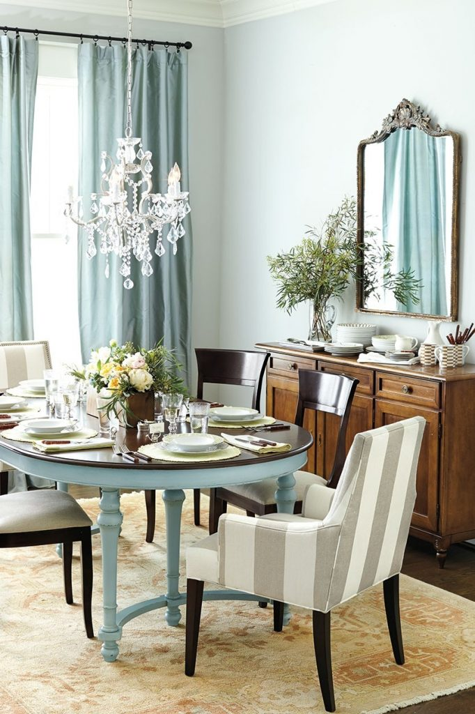 Light Dining Room Chandelier Height From Table Should Hang L With