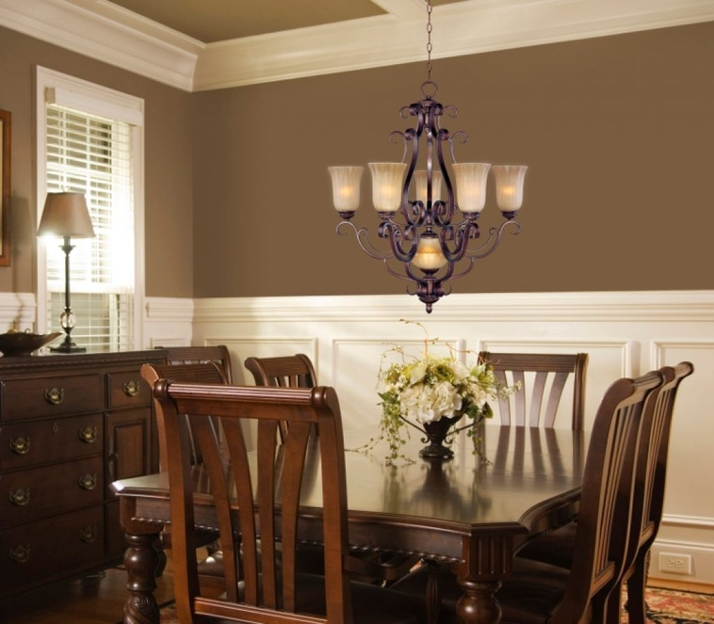 Light Dining Room Chandelier Height Great Lighting Lightings Set