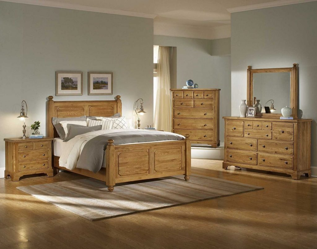 Light Wood Bedroom Set Home Inspirations With Enchanting Colored