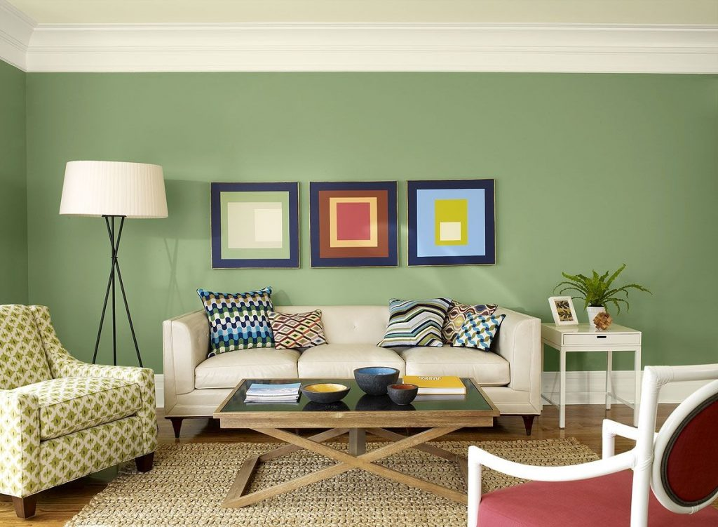 Living Room Color Ideas Inspiration Pinterest Green Living