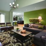 Living Room Ideas Green Walls