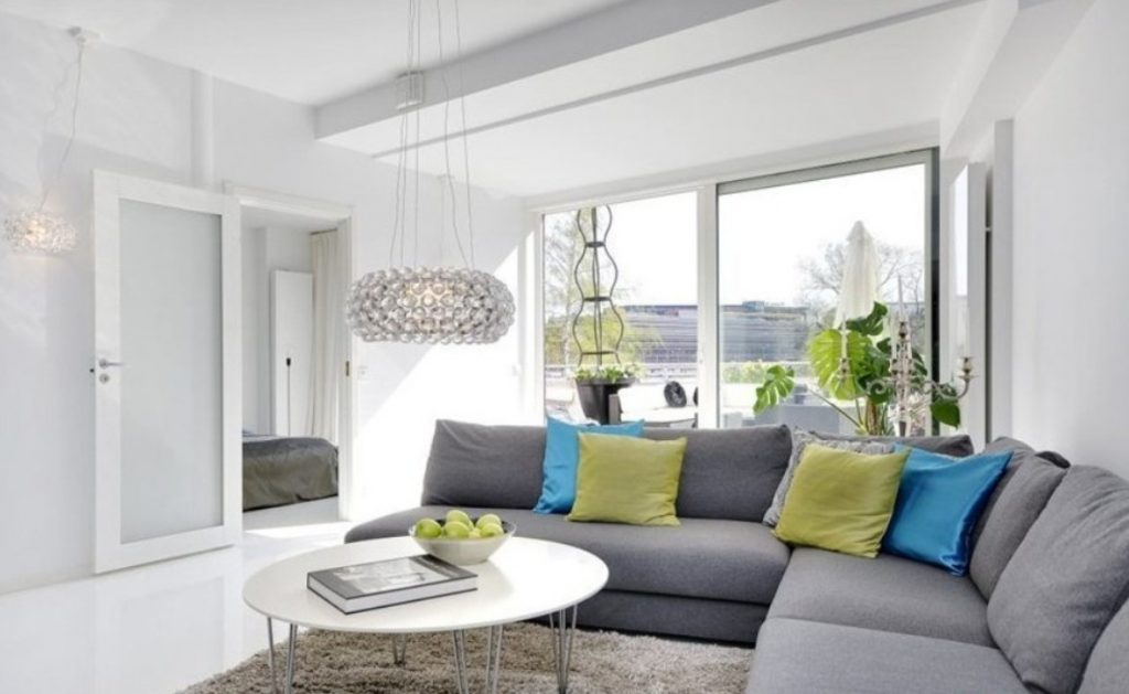 Living Room Design With Grey Sofa New Charcoal Gray Couch Living