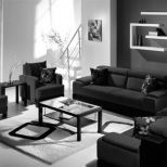 Living Room Ideas With Black Furniture Doherty Living Room X