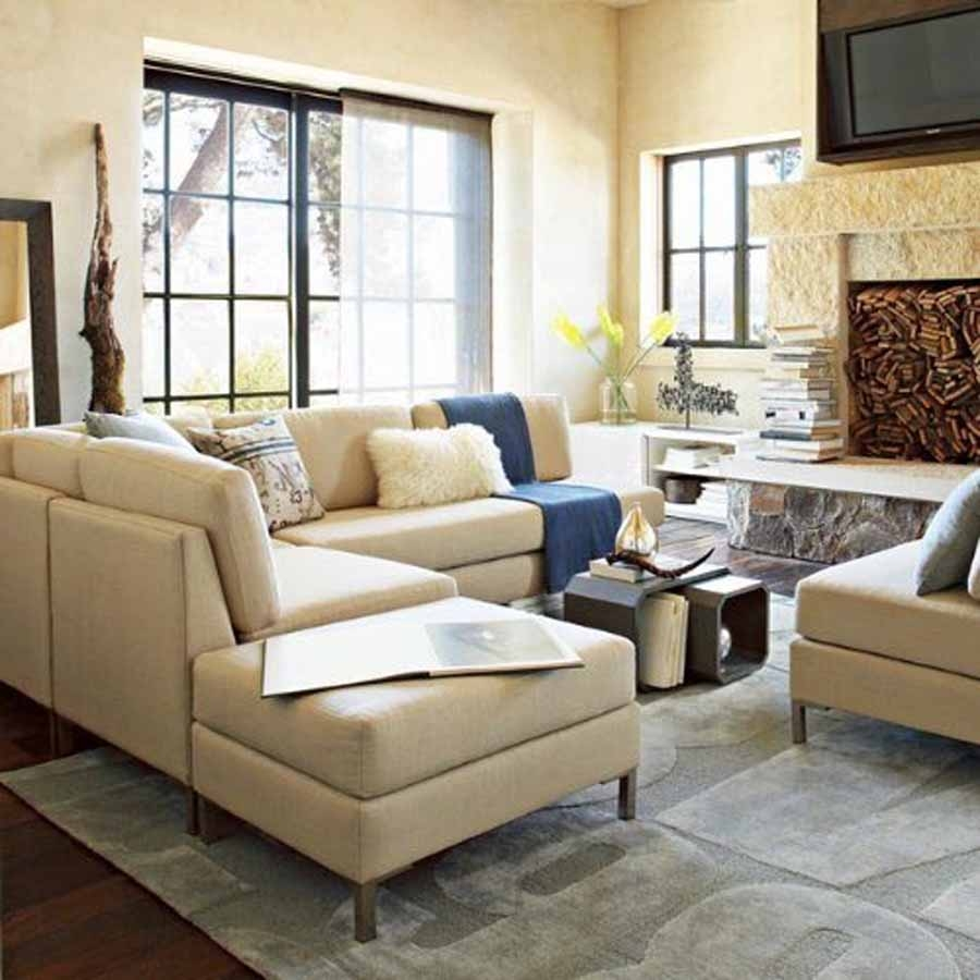 Living Room Ideas With Sectionals Dowsiowa
