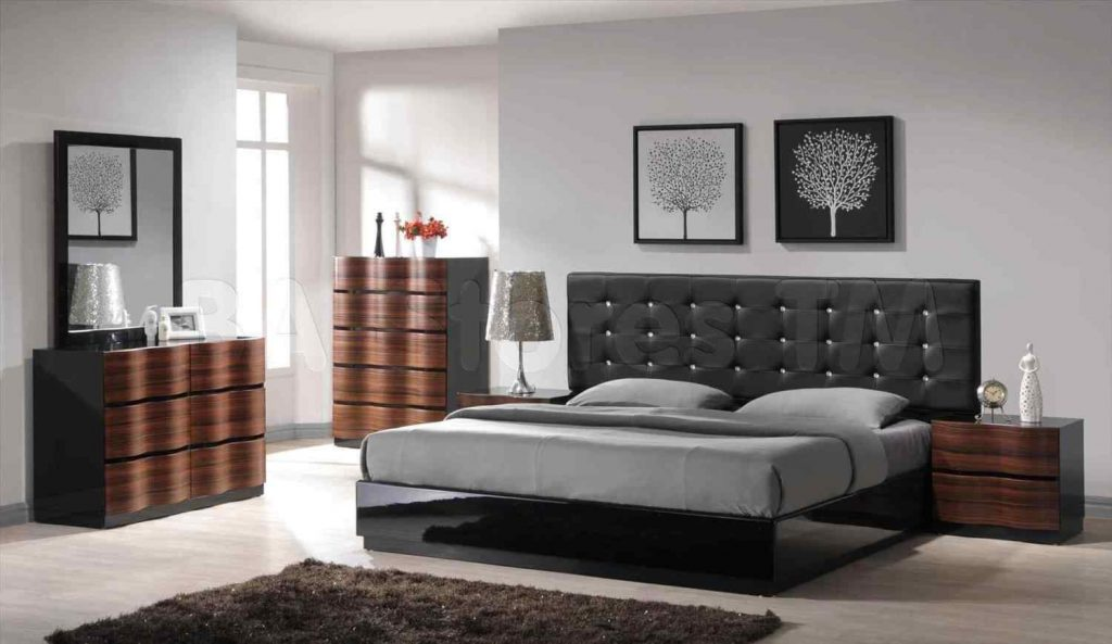 Living Spaces Bedroom Sets With Elegant Marco Modern Home