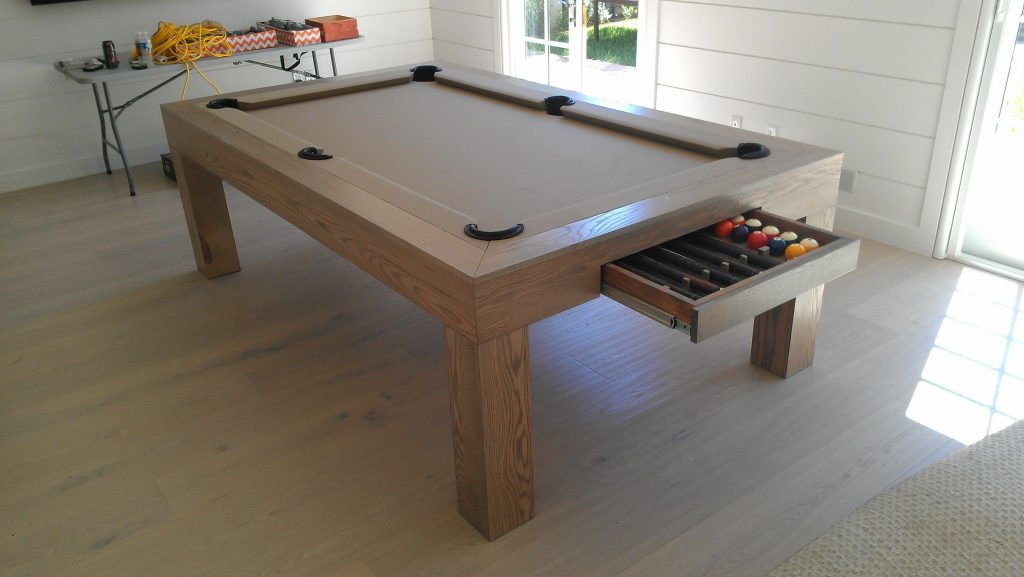 Lovely Convertible Dining Room Pool Table