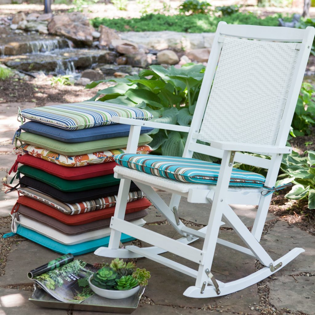 Lovely Replacement Patio Chair Cushions Garden Furniture Seat Pads
