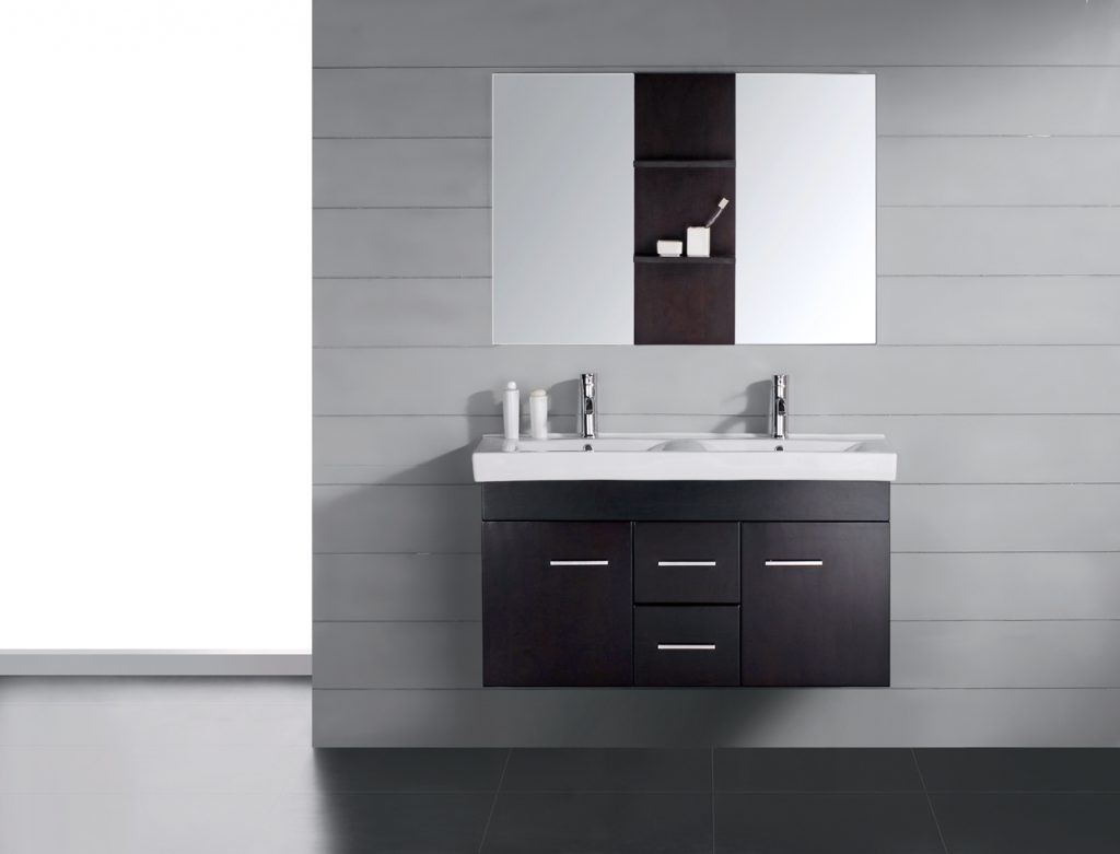 Luna Modern Bathroom Vanity Set 47