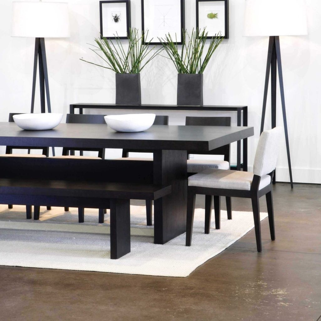 Luxury Dining Table Set With Bench