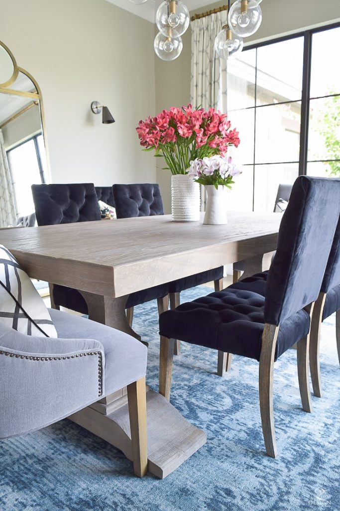 Magnificent Dining Rooms Restoration Hardware Tables Design 26
