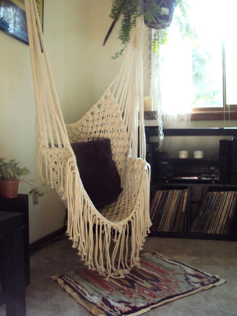 Make A Hammock Chair Diy And Collection Stunning Hanging For Bedroom