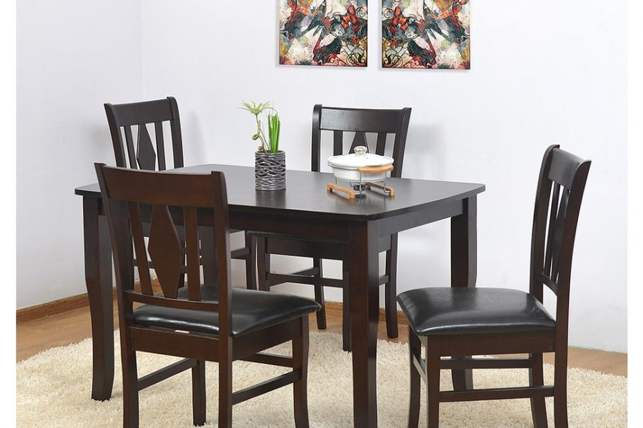 Malmo 4 Seater Dining Kit 4 Seater Dining Table Home At Home