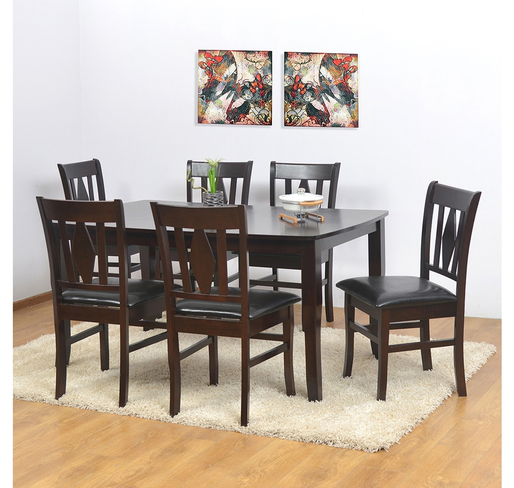 Malmo 6 Seater Dining Kit Dining Table Online Home At Home