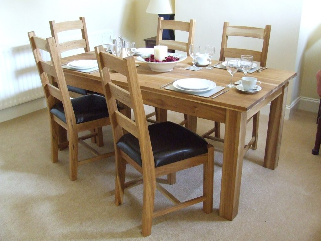 March 2015 Top Dining Room Table