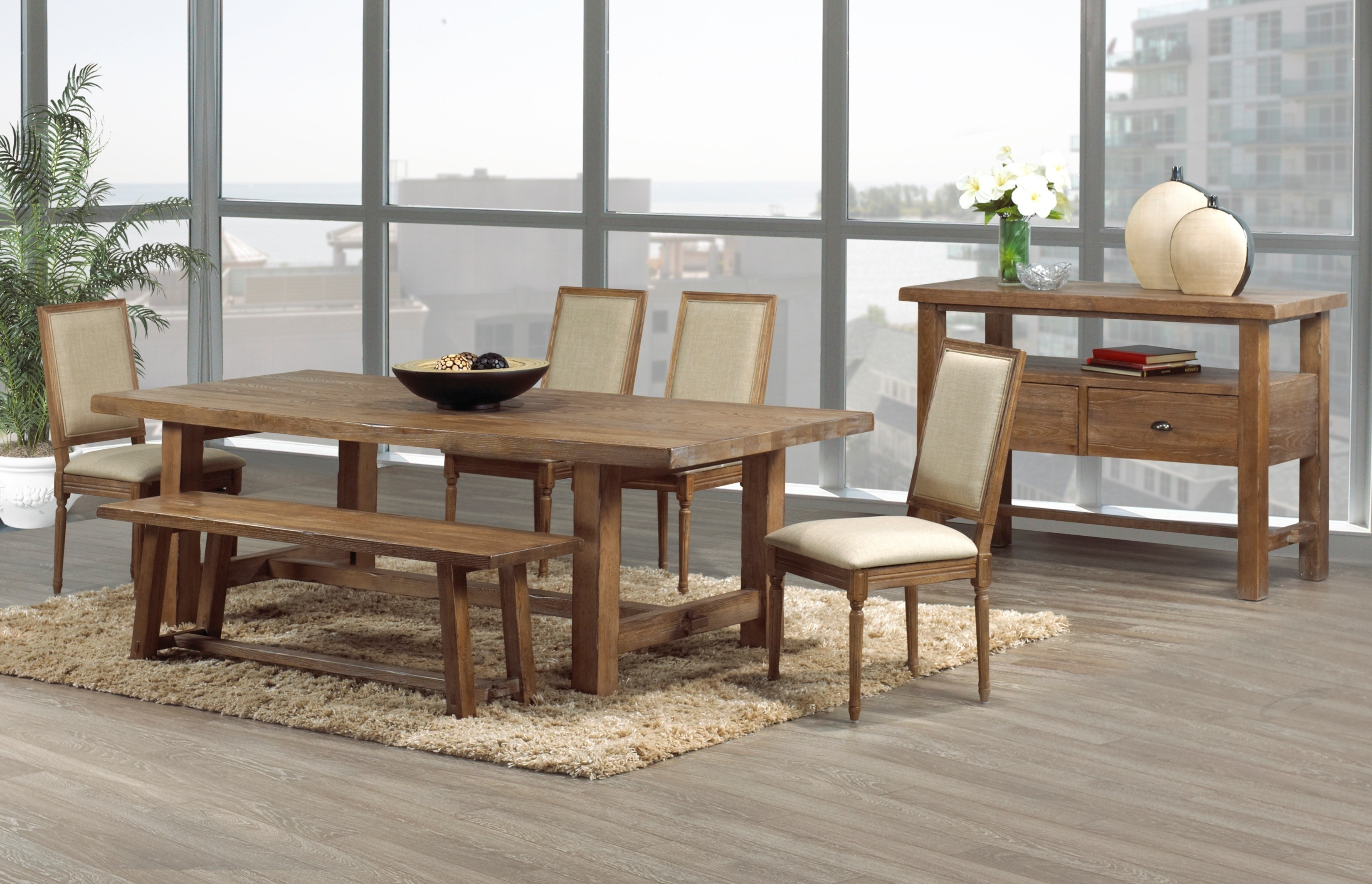 Marvelous Rustic Large Dining Table 9 Room Tables Set Round – layjao