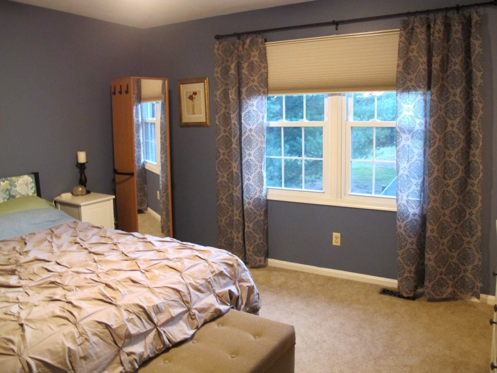 Master Bedroom Window Treatment Ideas Ann Windows Pinterest