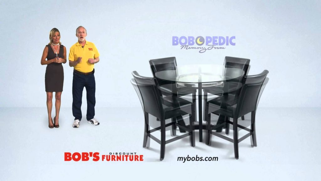 Matinee 5 Piece Dining Room Set Bobs Discount Furniture Youtube