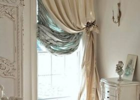 Bedroom Valances Ideas