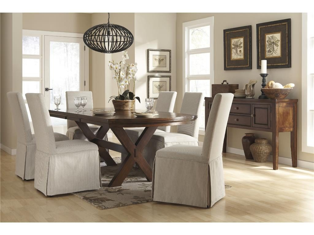 Mesmerizing Fabric Chair Covers For Dining Room Chairs With Inside