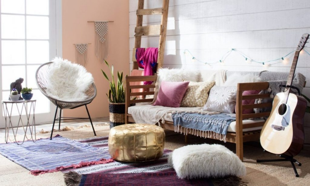Modern Bohemian Fashion Living Room Decor Style Furniture For Sale
