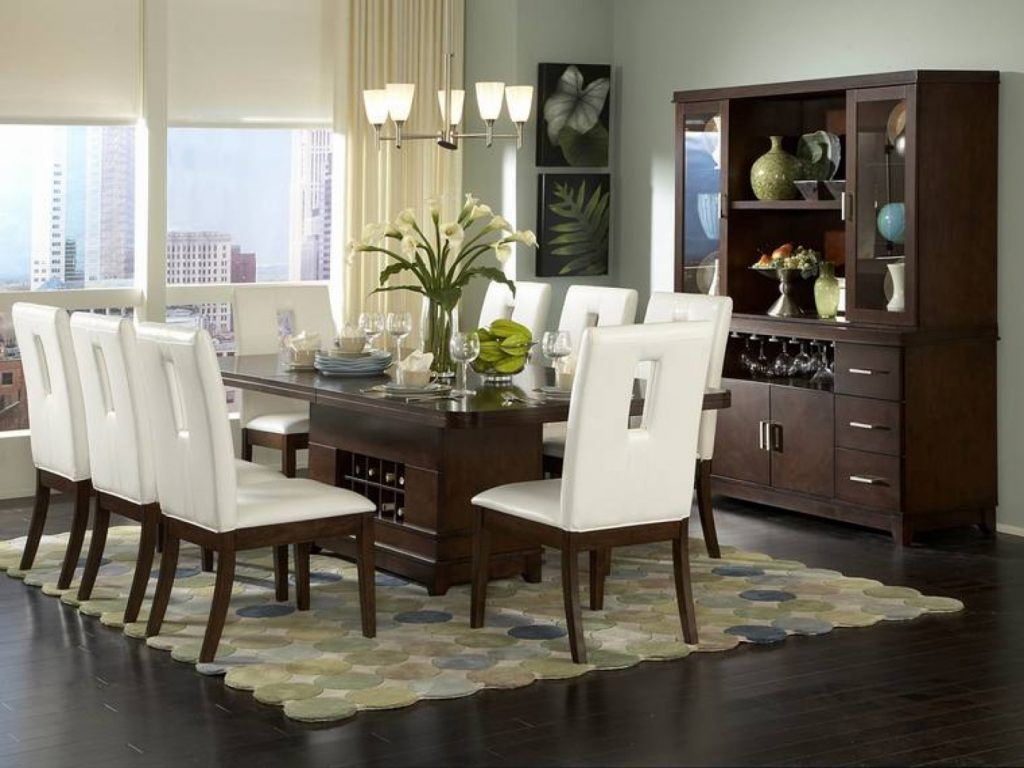 Modern Contemporary Dining Room Furniture Extraordinary Ideas Modern